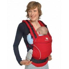 849e7d1c7975 Porte-bébé Manduca Pure Cotton Chili Red   Tous les porte-bébés ...