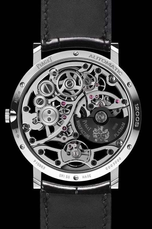 Les montres squelettes : notre sélection Belles Montres