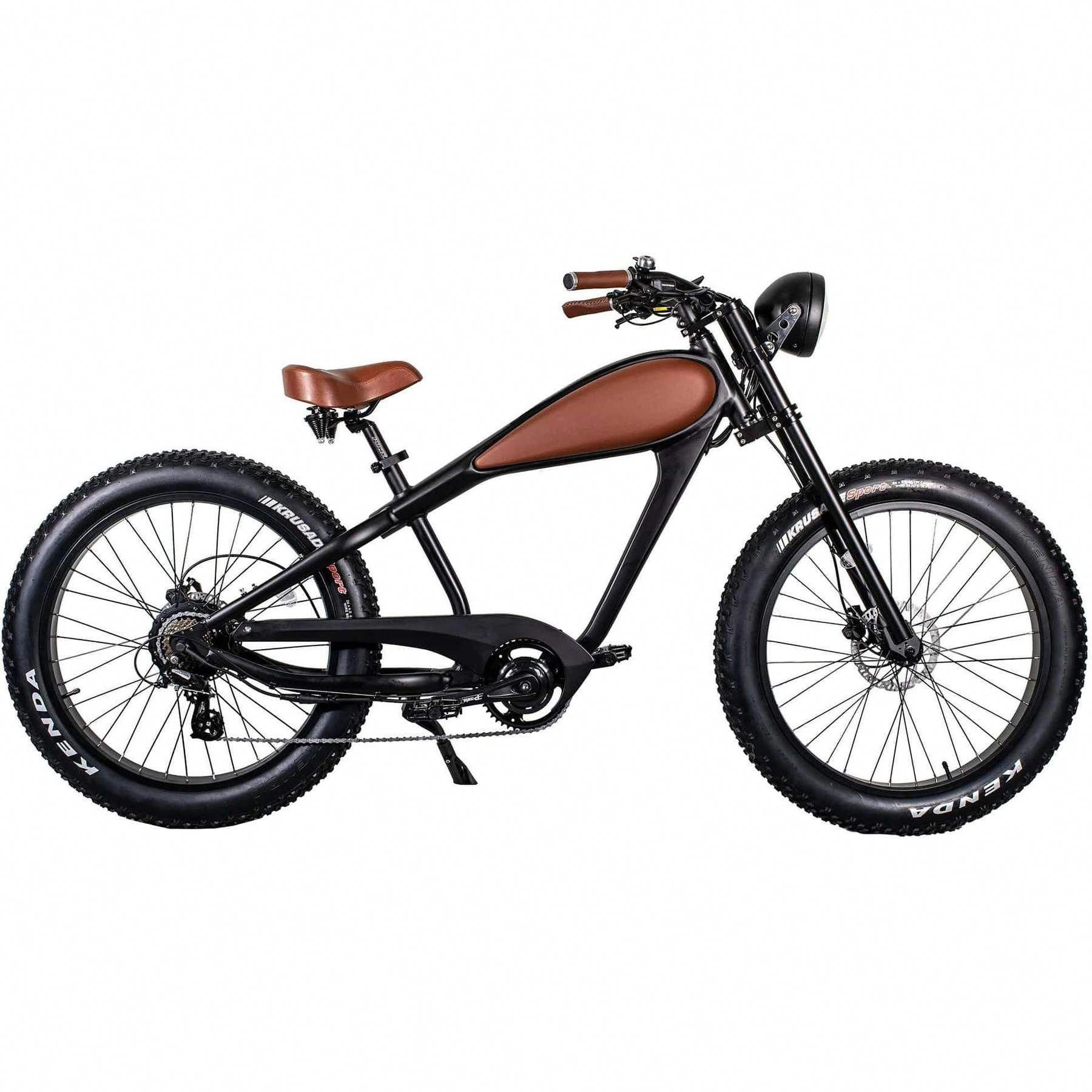Pin On Fat Tire Electric Bike