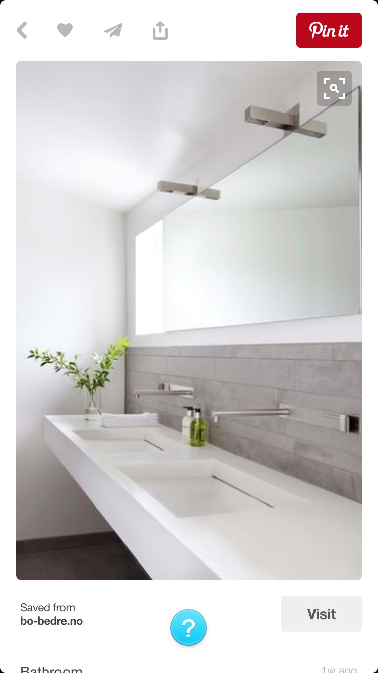 I like the long grey slate tiles | Bathrooms | Pinterest | Slate ...
