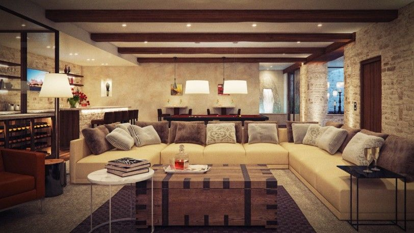 Rustic Living Room Designing Idea Amazing Living Room Design Tips Modern Rustic Living Room Wall Decoration Ideas For Living Room Basement Living Room Ideas Living Room Living Room Candidate. Pink Living Room Furniture. Living Room Paint Color Schemes. | simplyummy.com