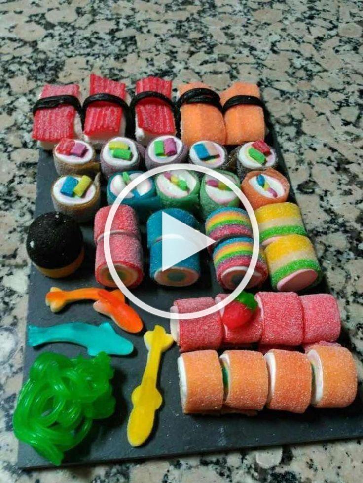 25 Fantásticas Ideas de Decoración para Fiestas con Dulces  Candy  Ideas of Candy  25 Fantásticas Ideas de Decoración para Fiestas con Dulces