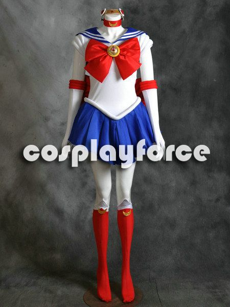 Sailor Moon Sailor Moon Cosplay Costume by cosplayforce on Etsy & Sailor Moon Sailor Moon Cosplay Costume by cosplayforce on Etsy ...