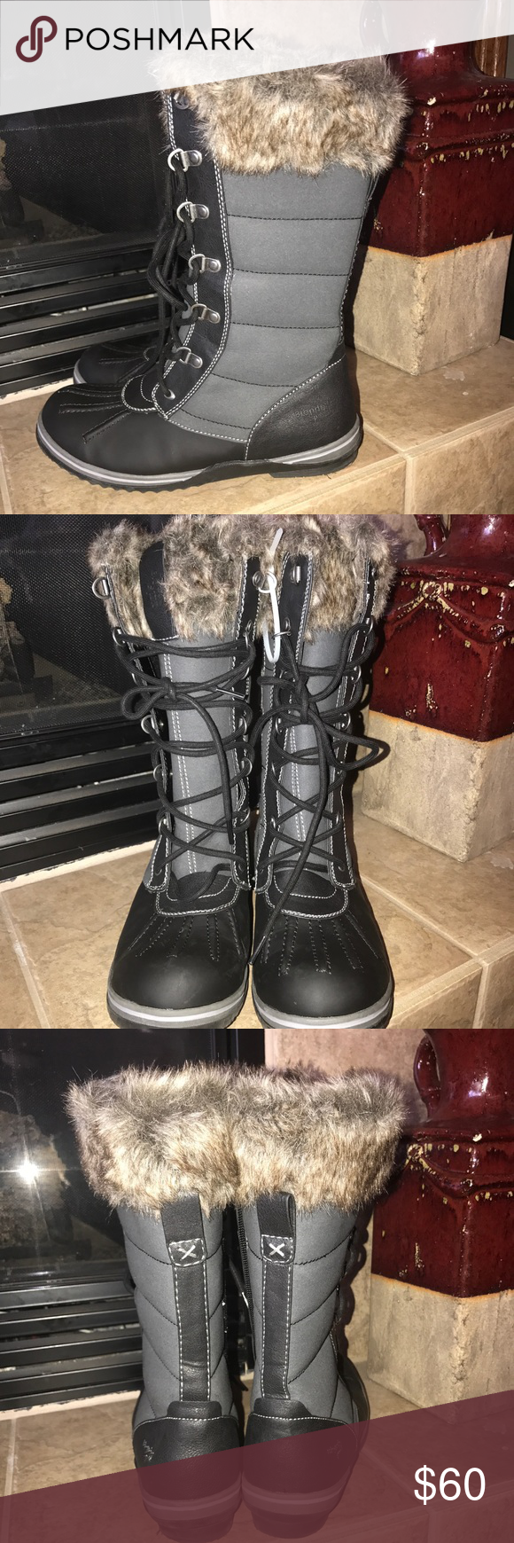 249a6fcfa Blondo Sport Sophia Winter Boot In excellent condition worn once blondo  Shoes Winter & Rain Boots
