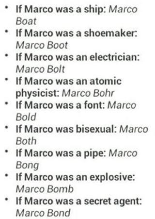 Marco Bodt last name careers
