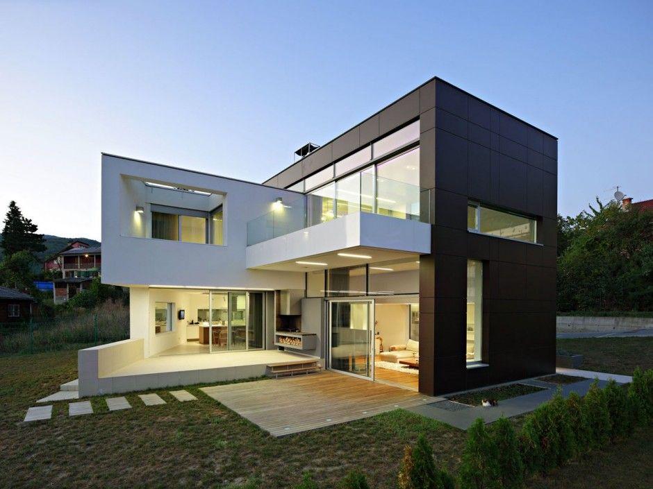 Dar612 Home Designed The J20 House In Zagreb Croatia Beautiful Minimal Architecture And D Interior Architecture Design Modern Architecture Architecture
