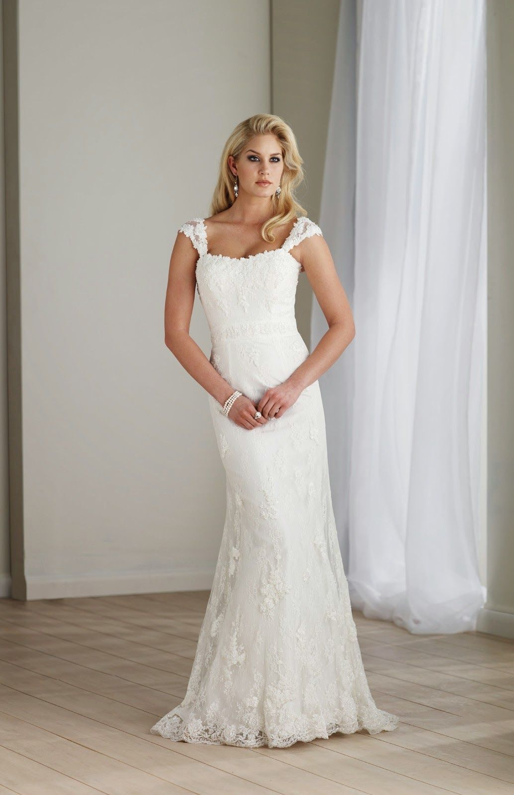 Wedding dresses for older brides over 40 50 60 70 for Bride dress after wedding