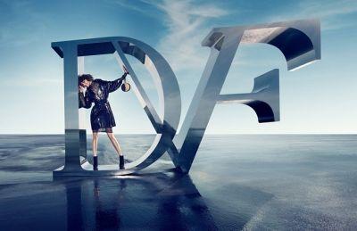Diane Von Furstenberg - Fall/Winter 2012/2013 Campaign.