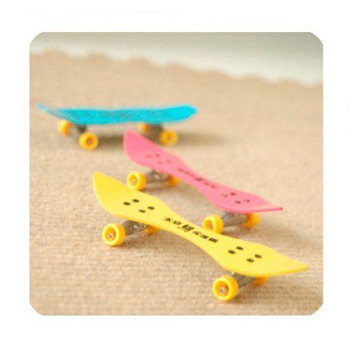 Amazon.com: Professional Mini Space Aluminum Finger Skate Board Educational Toys: Toys & Games $6.00