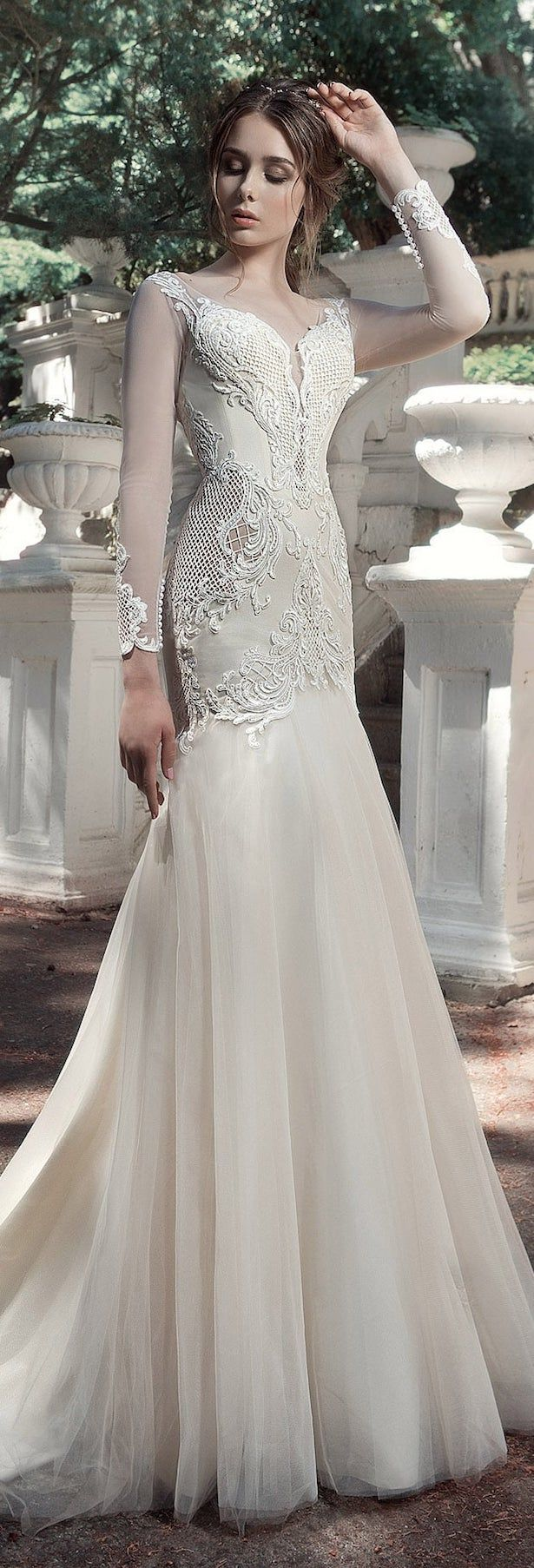 Milva 2017 Wedding Dresses – Sunrise Collection | Mädchentraum ...
