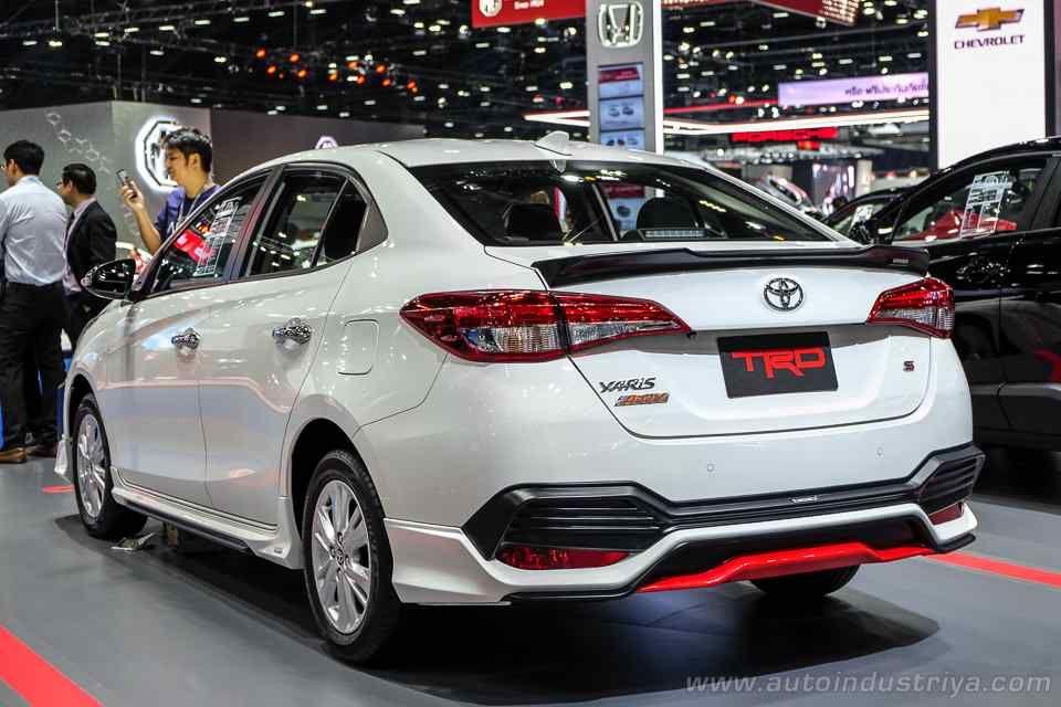 Toyota Vios 2020 Philippines Toyota vios, Toyota