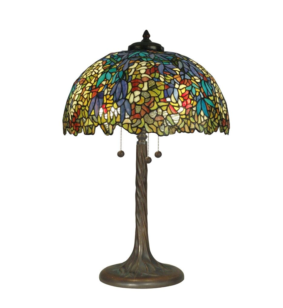Dale Tiffany Museum Collection Dragonfly Table Lamp Tiffany Style Lamp Stained Glass Lamps Table Lamp
