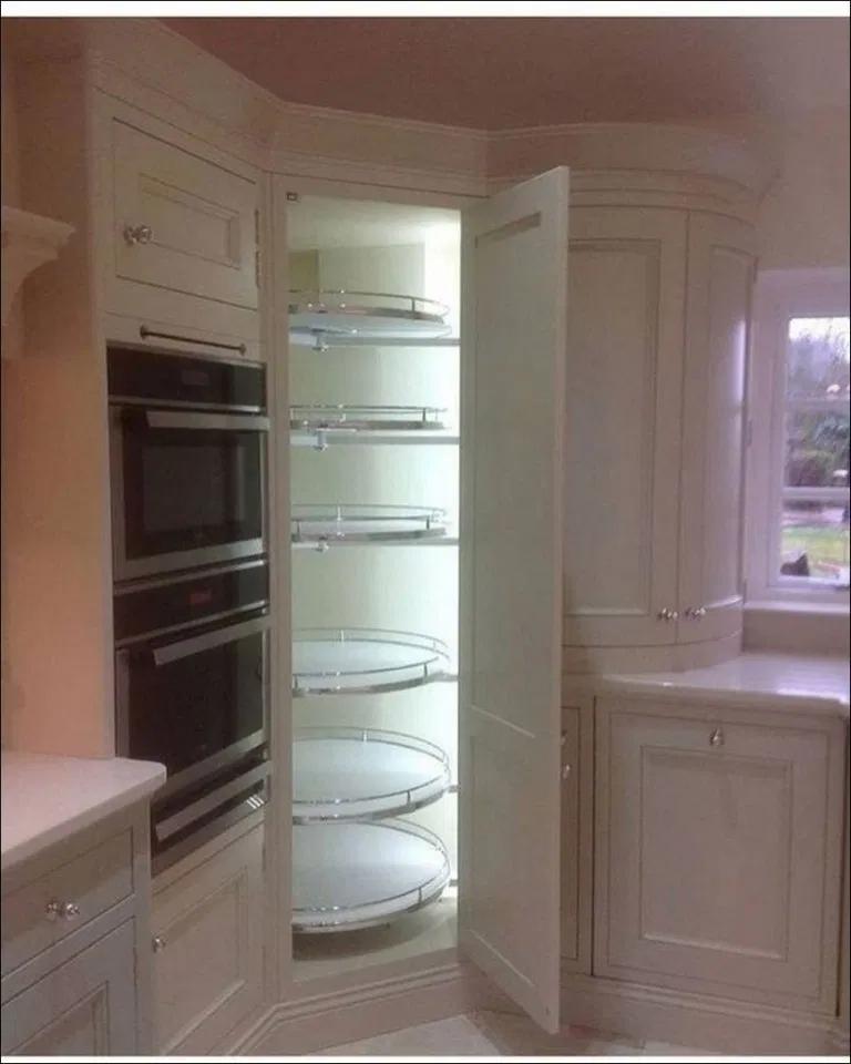 50+ inspiring kitchen cabinet organization ideas (you can ...
