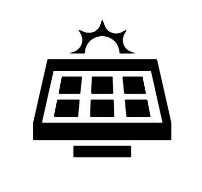 Solar Panel Icon In Android Style This Solar Panel Icon Has Android Kitkat Style If You Use The Icons For Android Apps We Rec Android Icons Solar Panels Icon