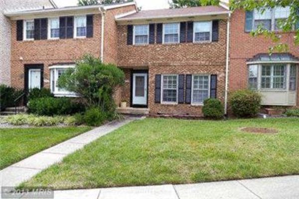 Townhouse For Sale Near Fort Belvoir Virginia 3 Bed 3 5 Bath