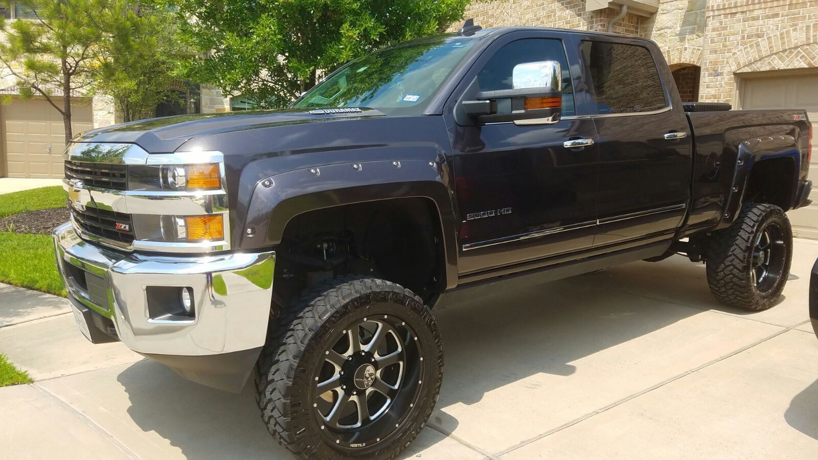 2015 chevrolet silverado 2500 lifted z71