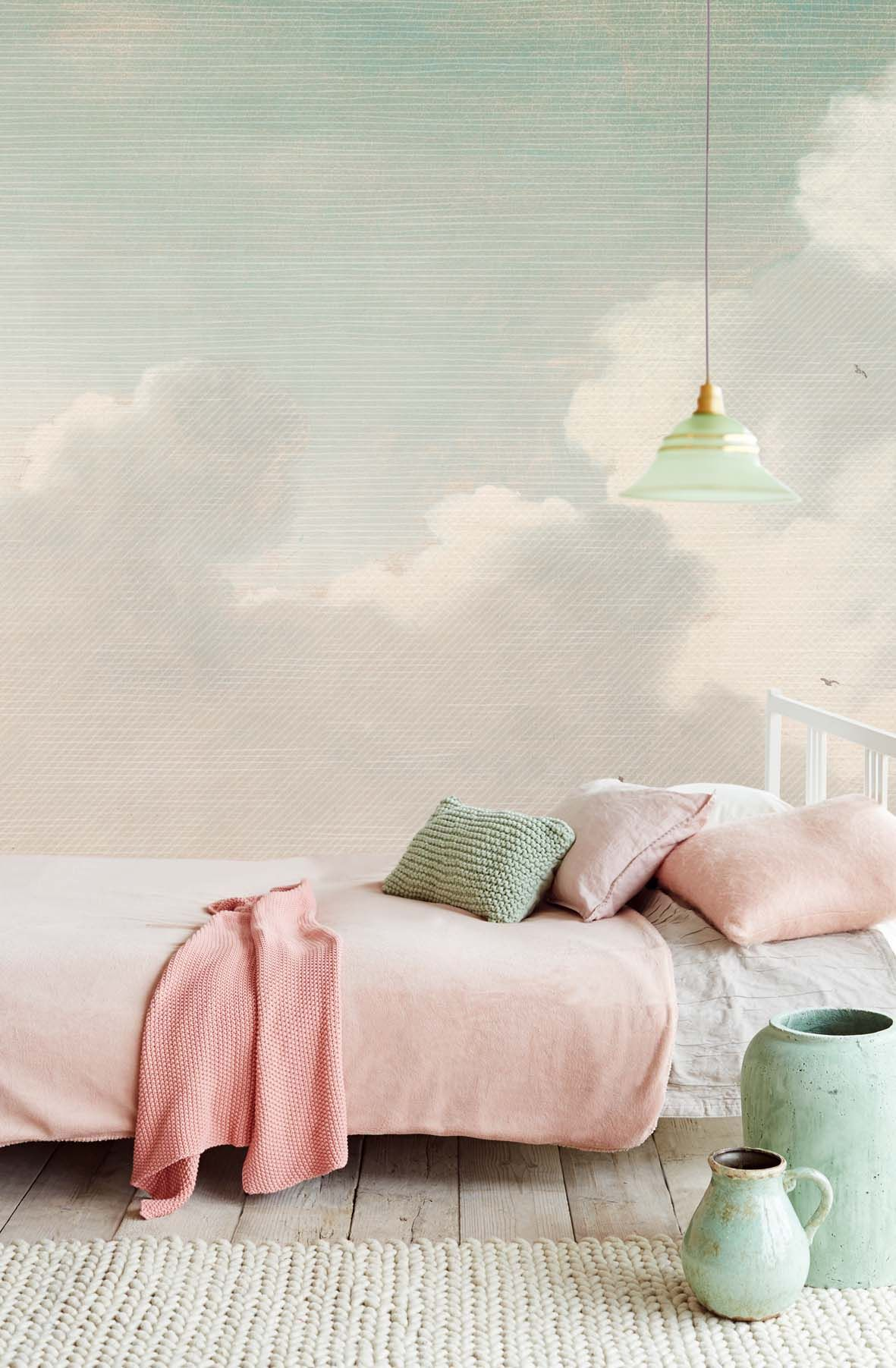 Cloud Wallpaper For Bedroom Masterpiece Intrade Itg Ab I Like This Wallpaper A Lot