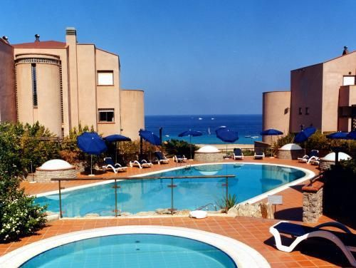 Located Just 150 Metres From The Sea In Palermo Addaura Hotel Residence Congressi Is Near Mondello Bay