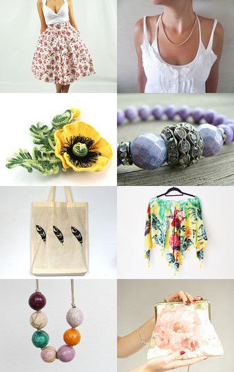 handmade gifts by karny shalev on Etsy--Pinned with TreasuryPin.com