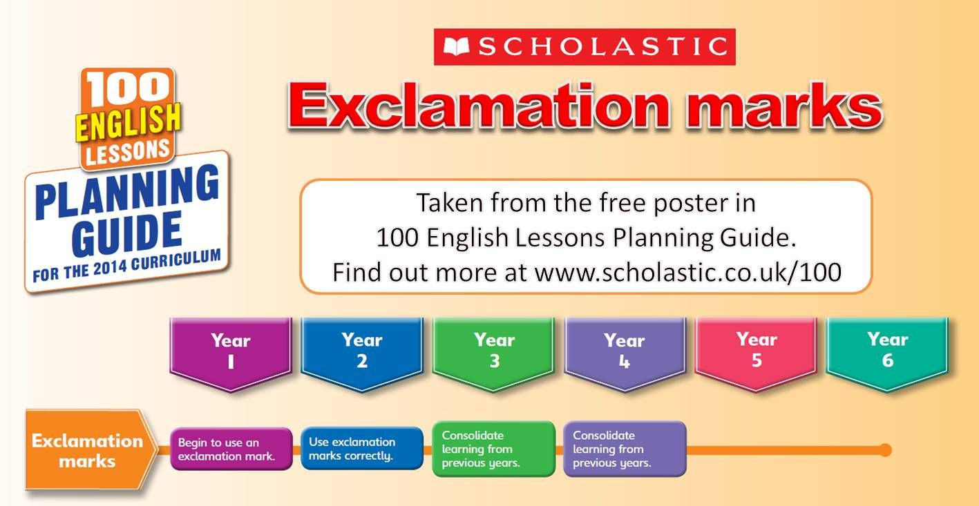 100 English Lessons for the New Curriculum: Planning Guide ...