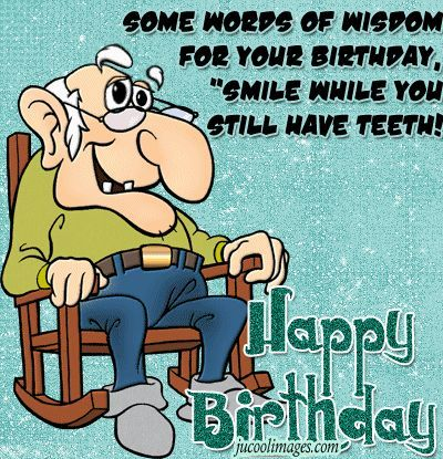Happy Birthday Old Man Clipart Funny Happy Birthday Pictures Funny Happy Birthday Images Birthday Quotes Funny