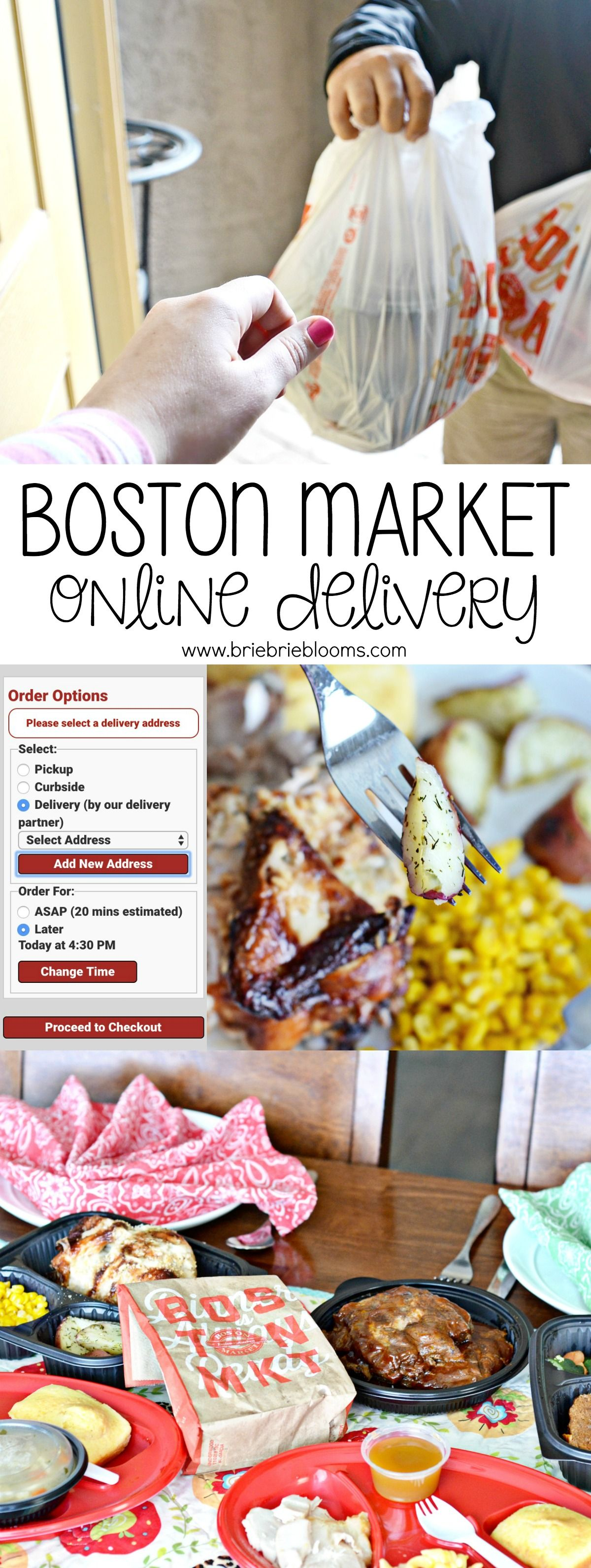 Boston Market Online Delivery (With images) Kids meal