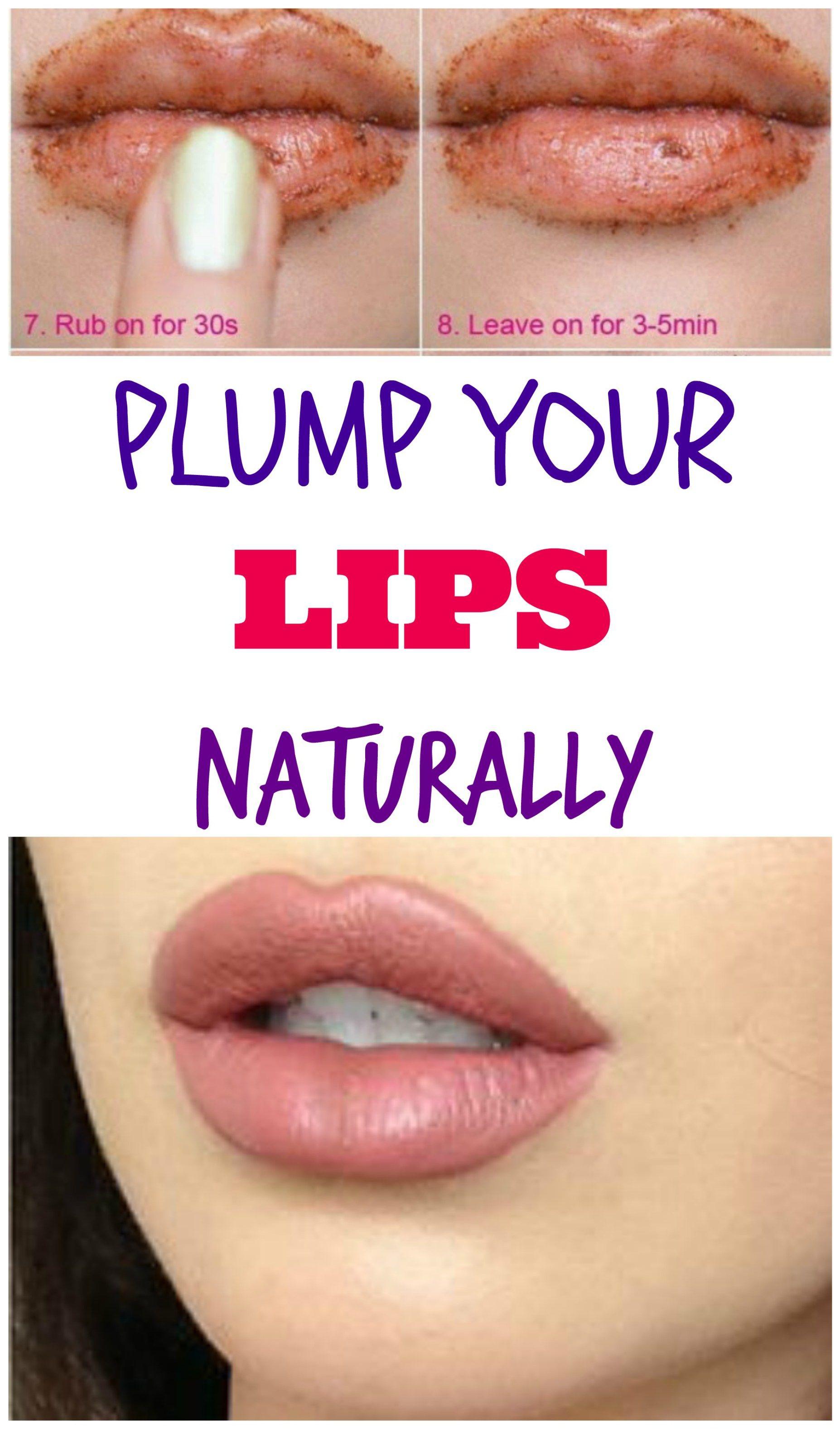 Plump your lips – cinnamon and salt | BiutiDIY