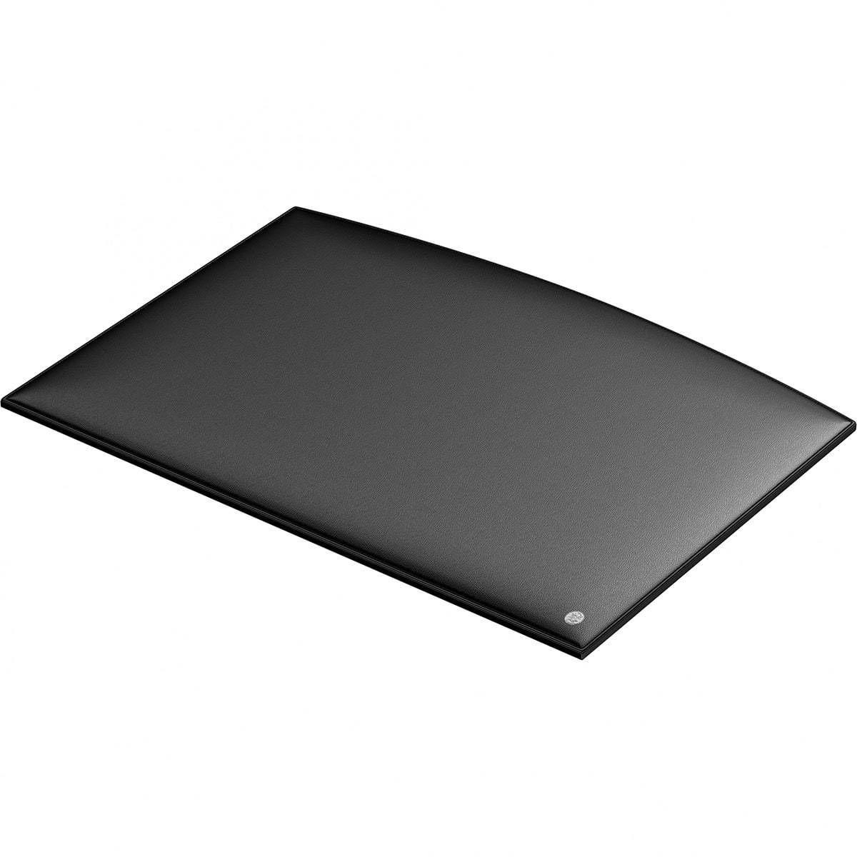 El Casco Schreibtischunterlage Kalbsleder Schwarz In 2021 Schreibtischunterlage Schreibtischauflage Leder