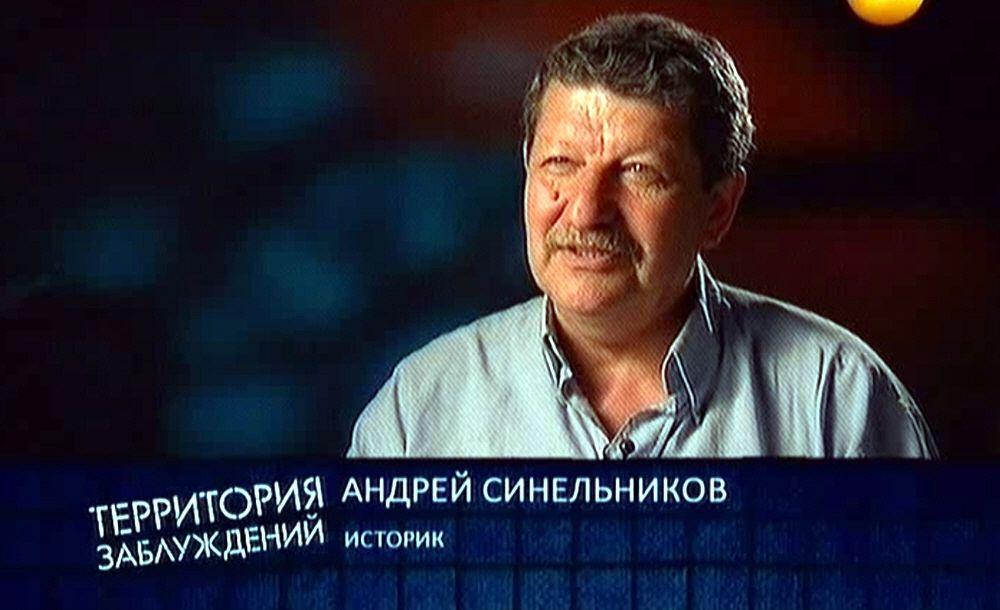Андрей синельников историк книги скачать
