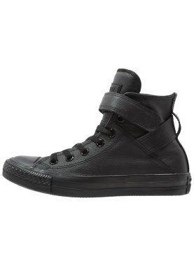 Converse Chuck Taylor All Star Brea Tenisowki I Trampki Wysokie Black Zalando Pl Chucks Converse Chuck Taylors Sneakers