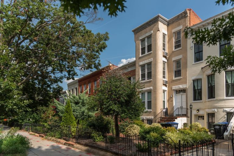 Large Dc Housing Portfolio Hits The Market In 2020 Types Of Houses Affordable Housing Apartment Building