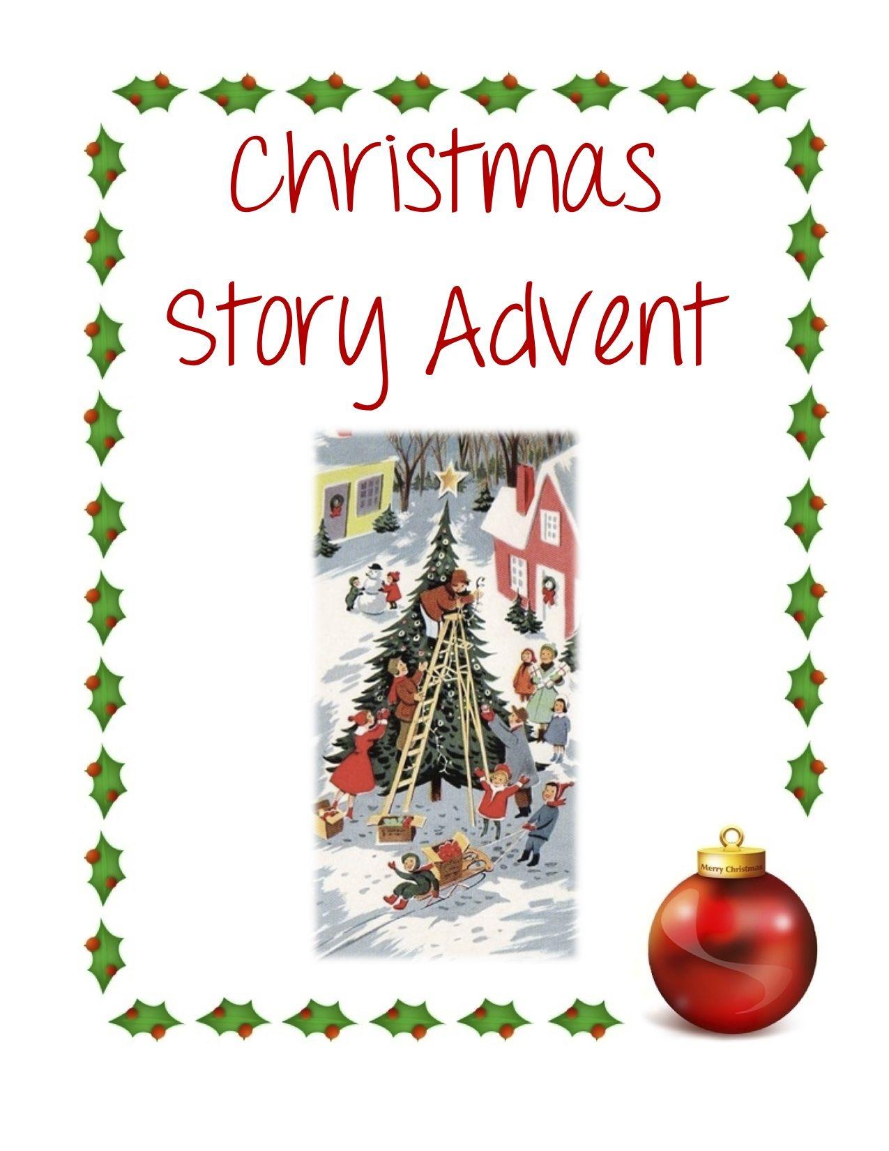 Christmas Program, Christmas Story Advent, Young Women ...