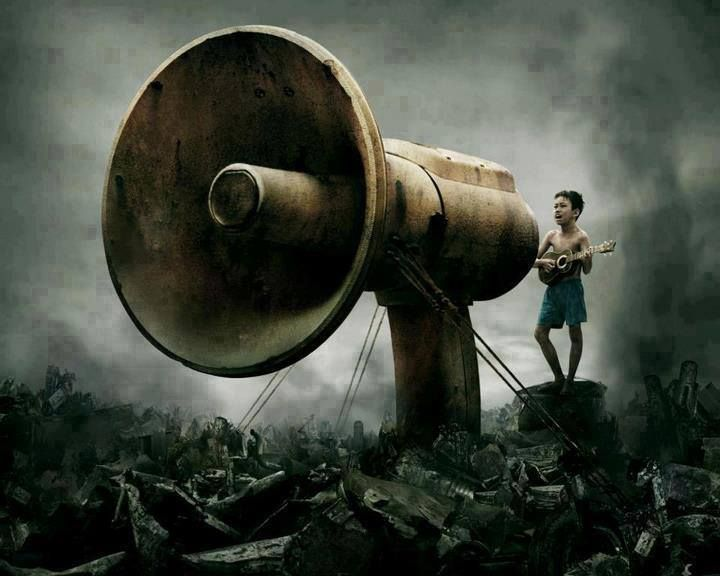 Is life a voice??