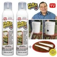 Flex Shot As Seen On Tv Rubber Sealant Rubber Adhesive