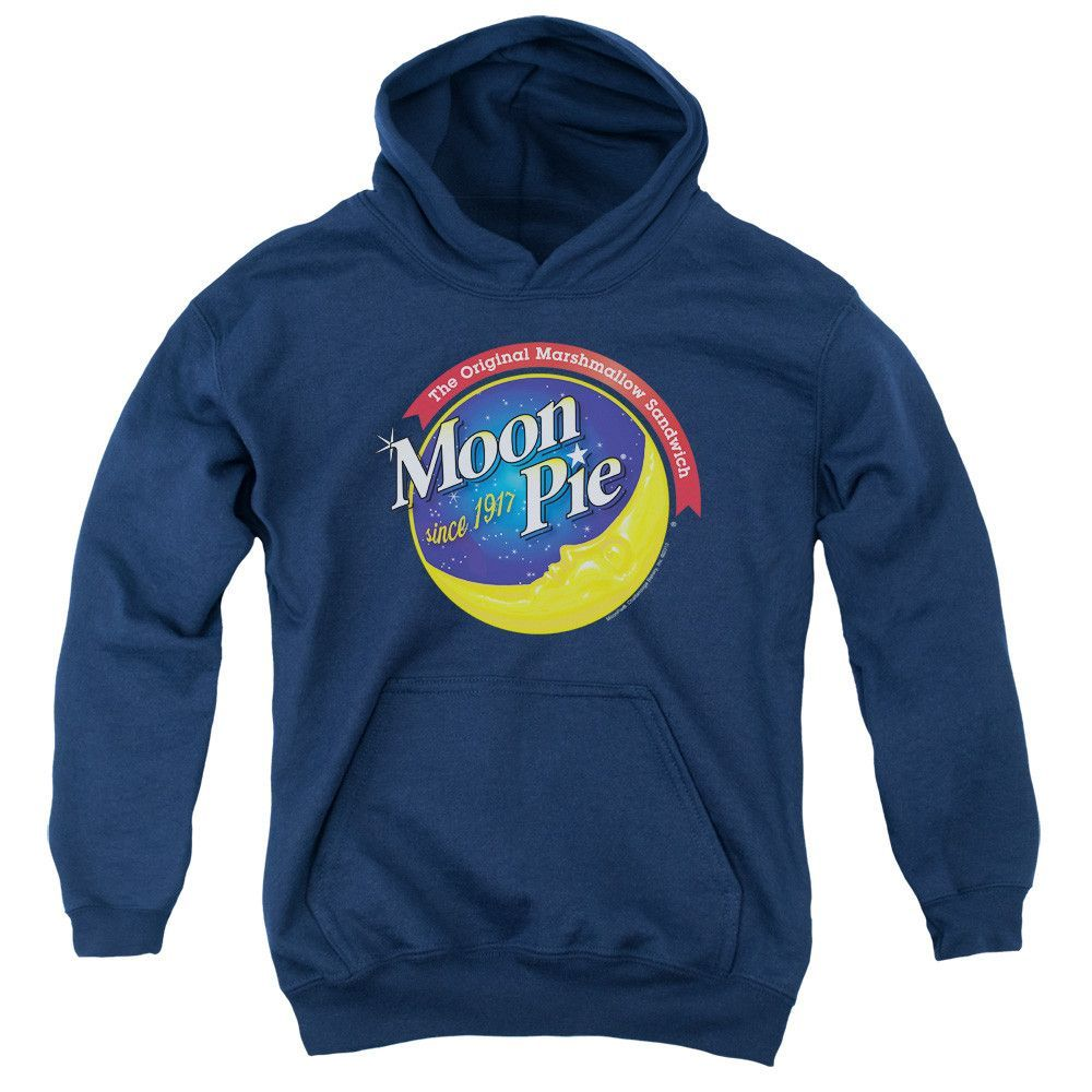 Moon Pie: Current Logo Youth Hoodie