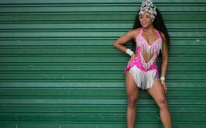 G1 Rio de Janeiro – Carnaval 2014: musas Mangueira Evelyn Bastos