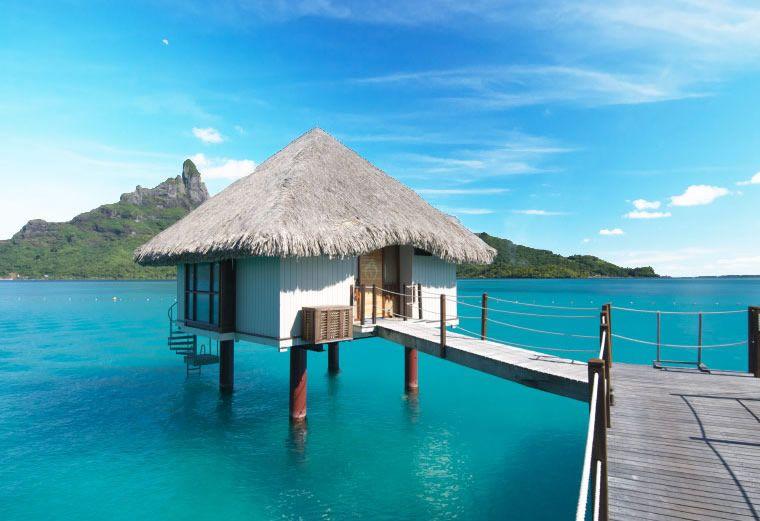 Mauritius Beach Hut Dream Destination All Inclusive