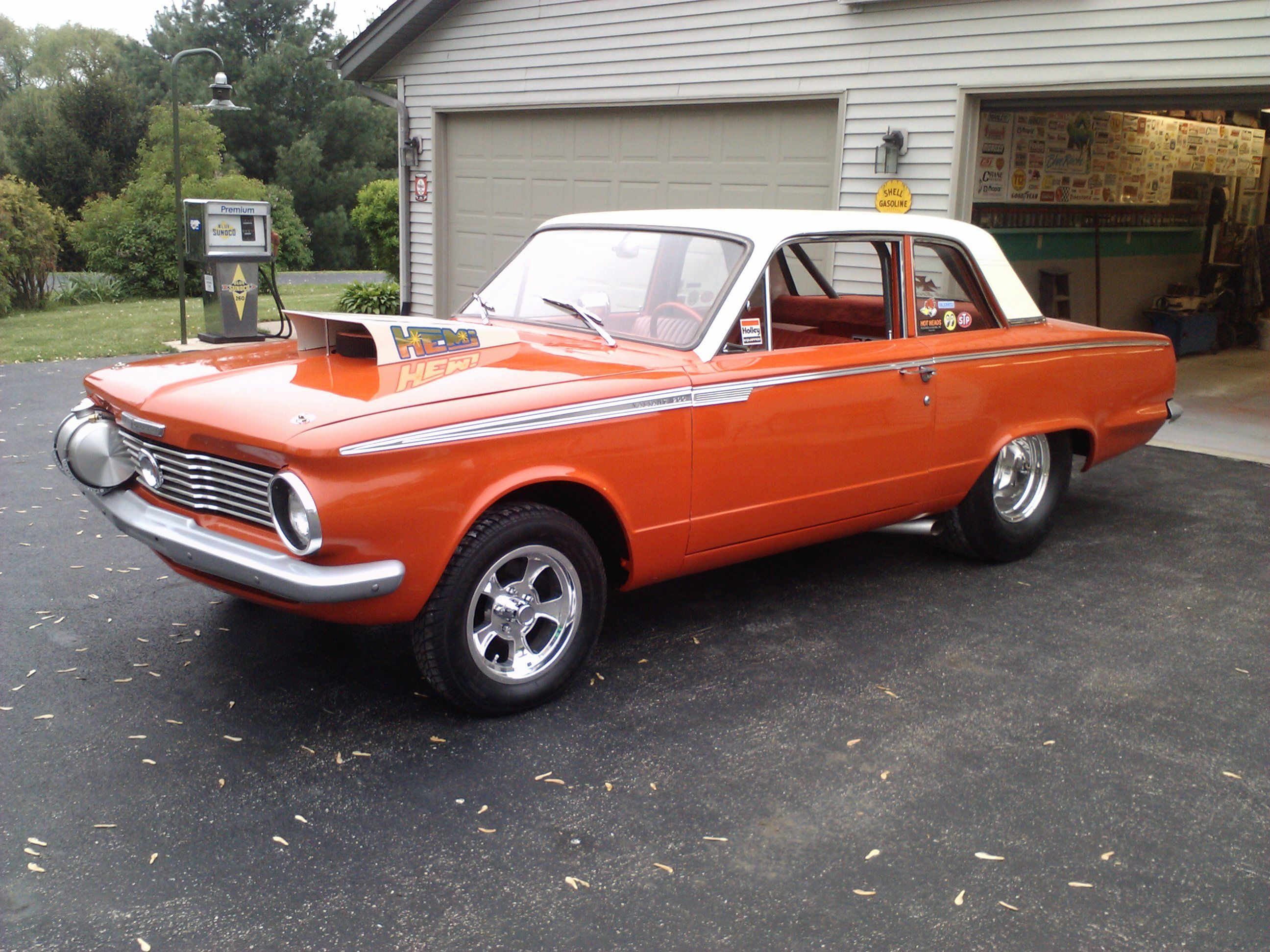 1965 Plymouth Valiant HTMI Maintenance/restoration of old/vintage ...