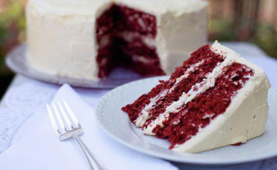 Ricetta Americana Red Velvet.Red Velvet Cake Velvet Cake Recipes Desserts Dessert Recipes