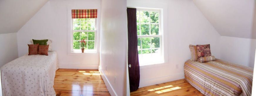 splitting 1 large bedroom into 2 smaller bedrooms   Small ...