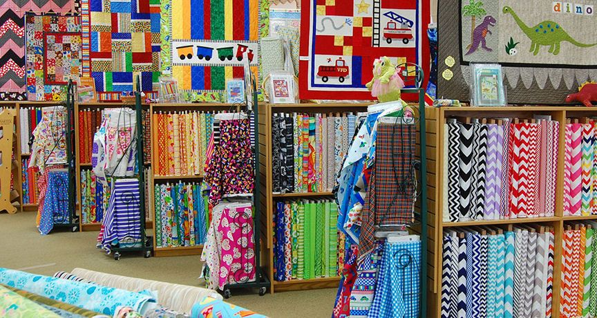 Top 10 Quilt Shop & Fabric Store, Sewing Machines and repair ... : louisville quilt shops - Adamdwight.com