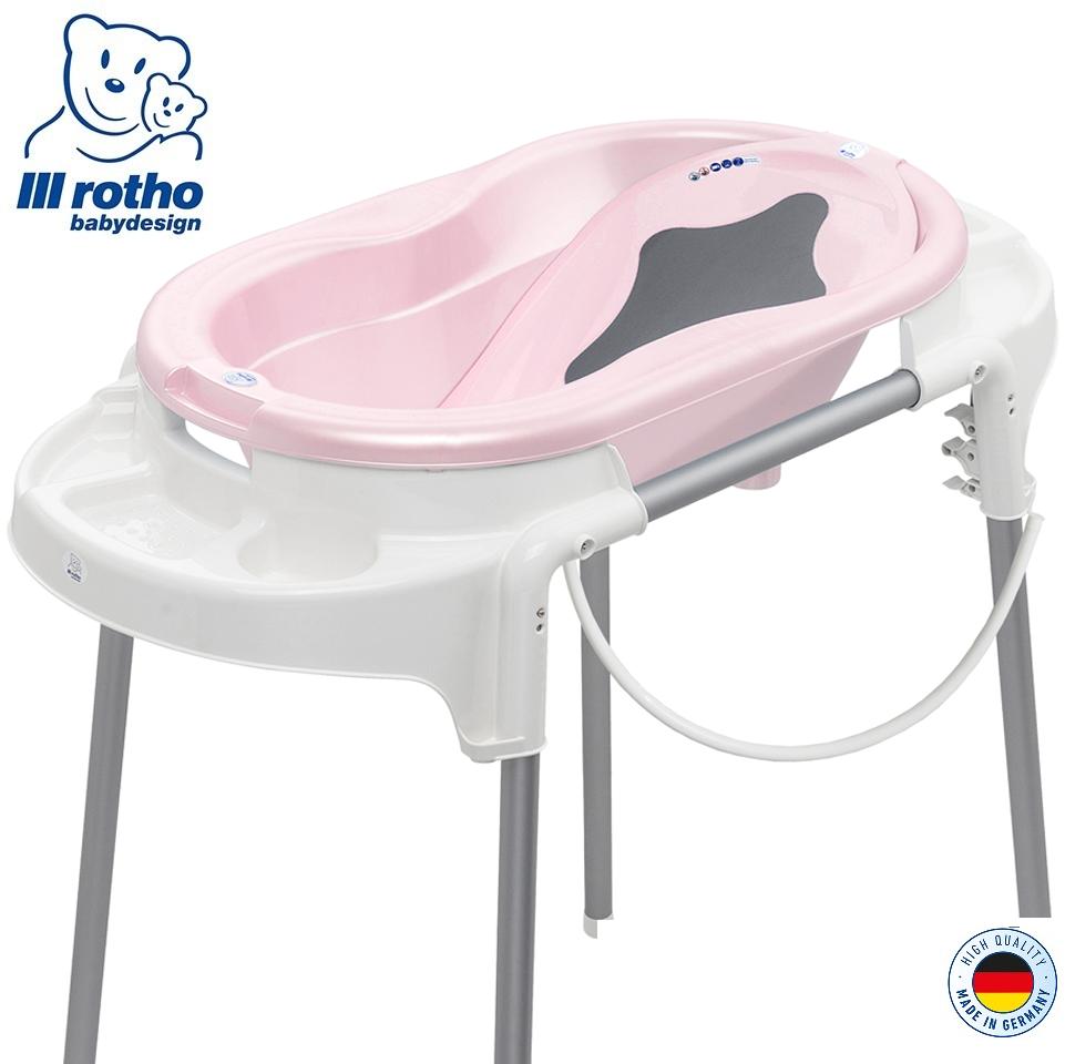 Chậu Tắm Cho Be Rotho Babydesign Thau Tắm Cho Trẻ Sơ Sinh Chậu