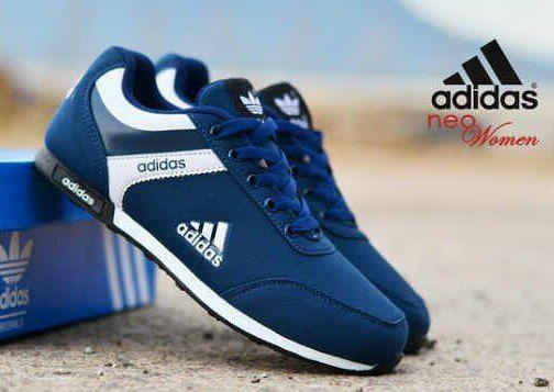 Adidas Neo Women Navy Size 37 40 Harga 240 Belum Termasuk Ongkir