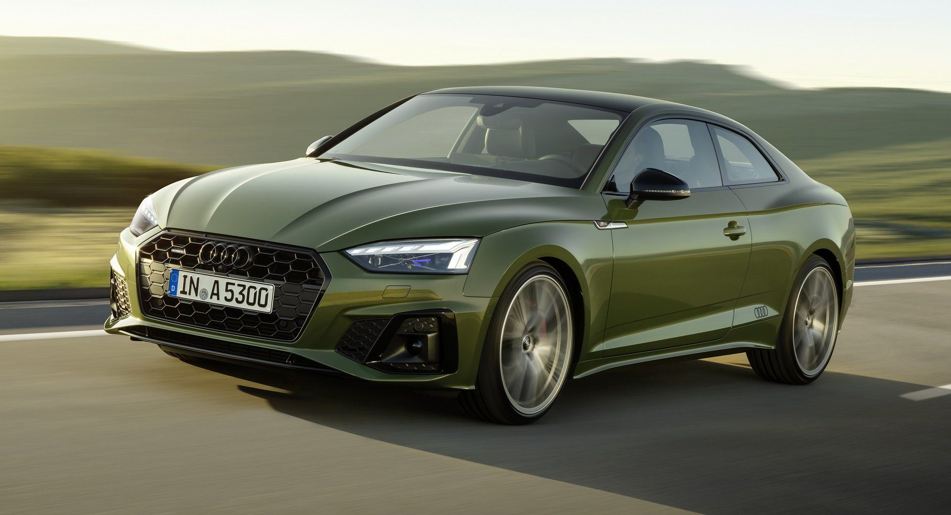 Audi Reveals Updated 2020 A5 Family Including Diesel Only S5 For Europe Audi A5 Audi A5 Coupe Audi S5 Sportback