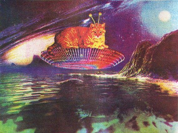 UFO kitty $20