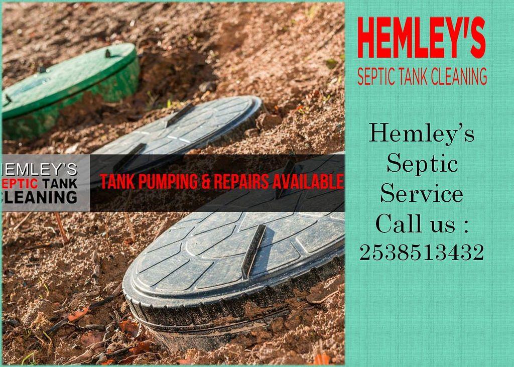 Septic Pumping Service Gig Harbor, Washington Septic