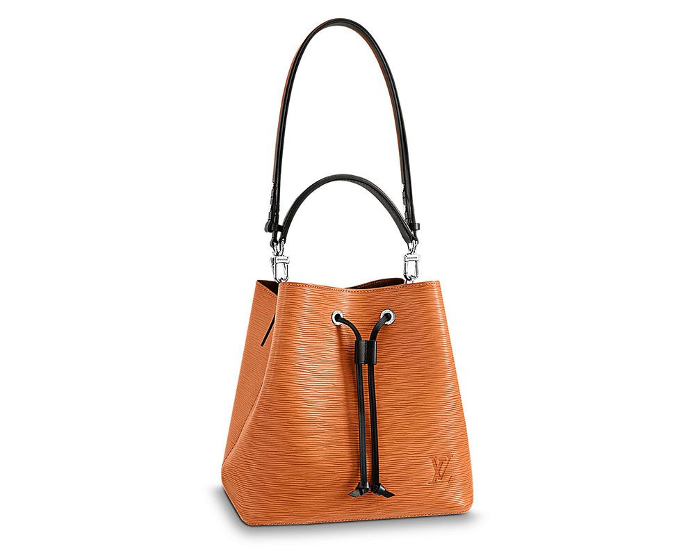 30f5713d783 The Louis Vuitton Neonoe Bag Now Comes in 6 Colors of Epi Leather ...