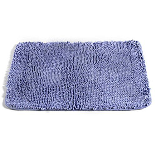 kingso soft shaggy non slip absorbent bath mat bathroom