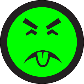 Mr. Yuk | Mr., Anger management, Are you the one