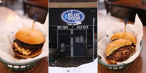 The Blue Door Pub So So Tasty Blue Door Minnesota Tourism Doors